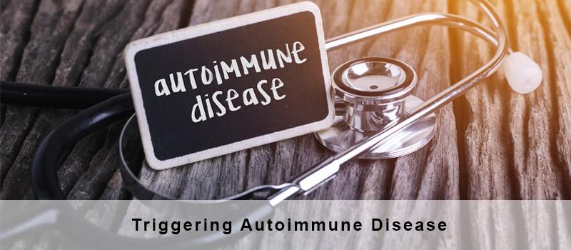 Triggering Autoimmune Disease