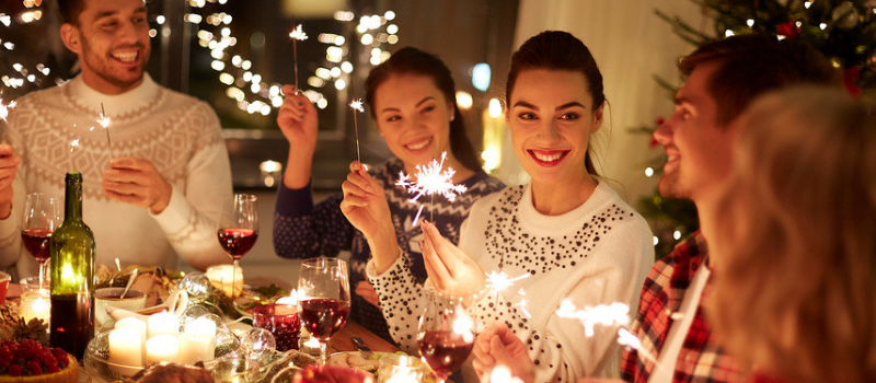 How to Survive the Holiday Celebrations (and Not Totally Lose Your Mind!)