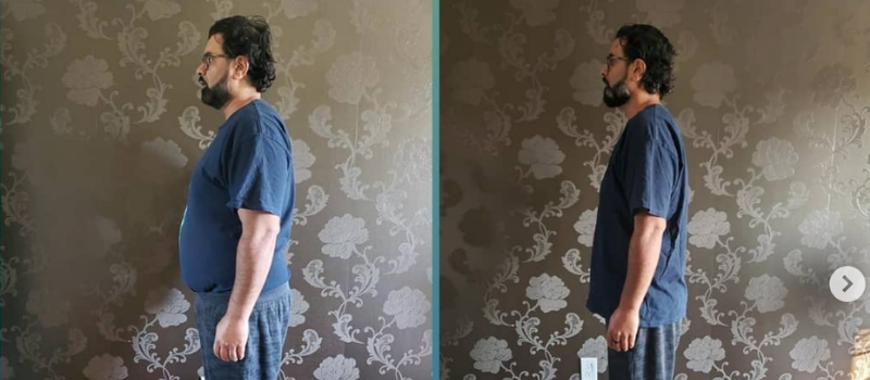 How Sukh Lost 45lbs in 6 Weeks Without Pills, Potions, or Planks